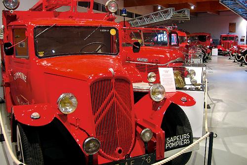 Musée des sapeurs pompier